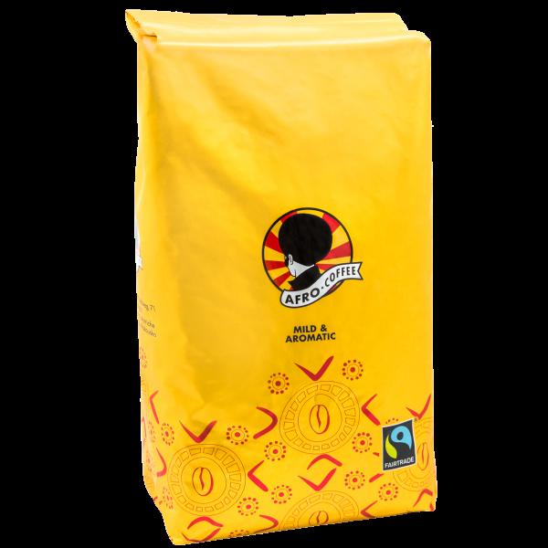 AFRO COFFEE Mild & Aromatic