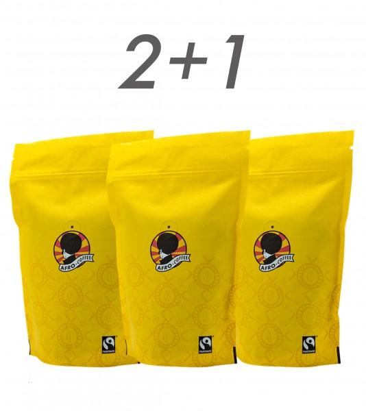 AFRO COFFEE - 2+1 gemahlen