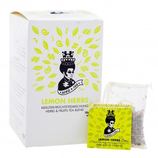 Kräuter-Früchtetee Lemon Herbs