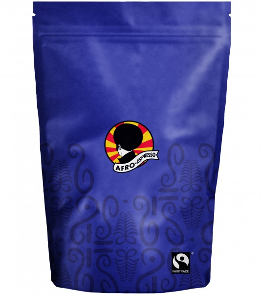 Fairtrade Kaffee Afro Espresso