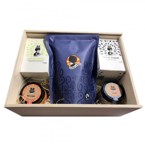 AFRO Genuss-Box