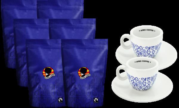 Kaffeevorrat AFRO ESPRESSO