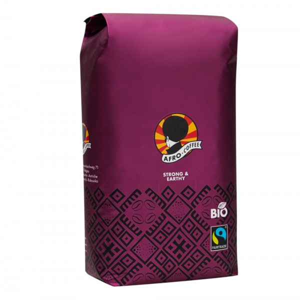 AFRO COFFEE Strong & Earthy Bio