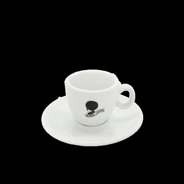 Espresso Tasse Weiß