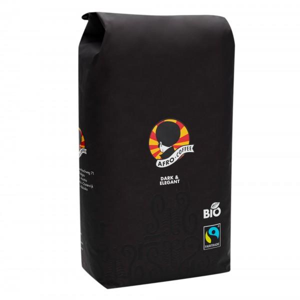 AFRO COFFEE Dark & Elegant Bio