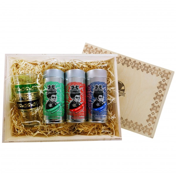 Tee-Geschenkset Afro Tea