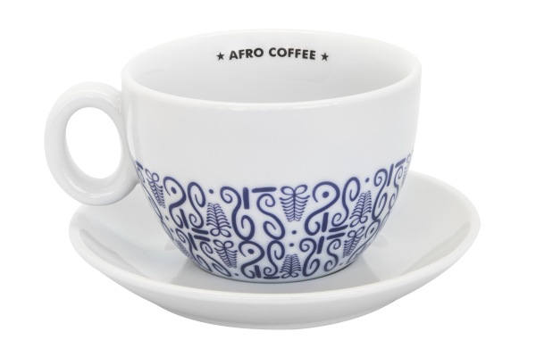 Cafe Latte Tasse – XL