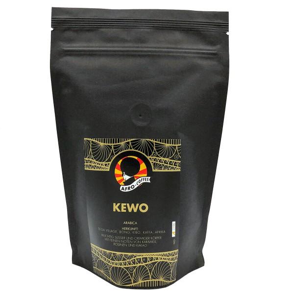 Kewo Spezialitätenkaffee Afro Coffee