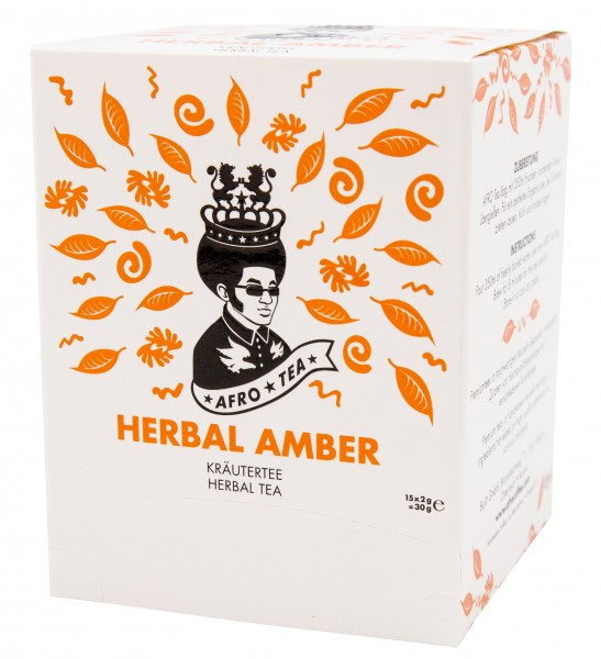 Afro Tea Herbal Amber Kräutertee