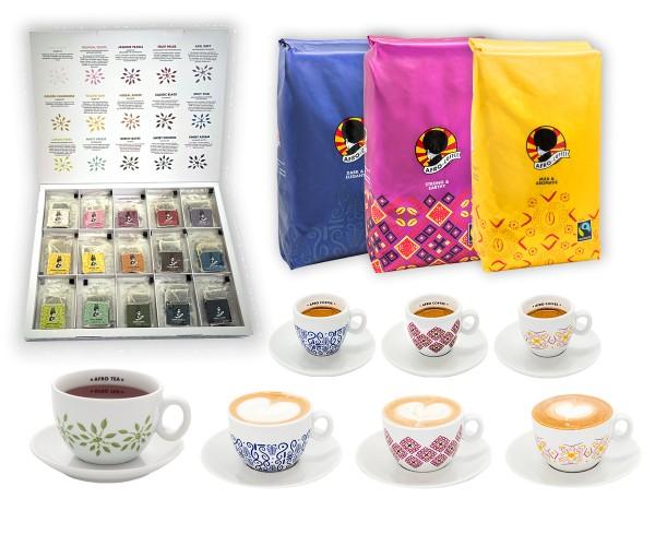 AFRO COFFEE & TEA Edition