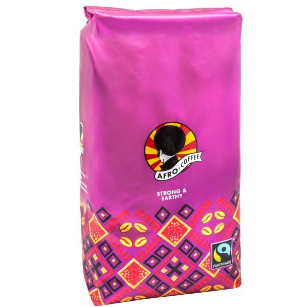 AFRO COFFEE Strong & Earthy