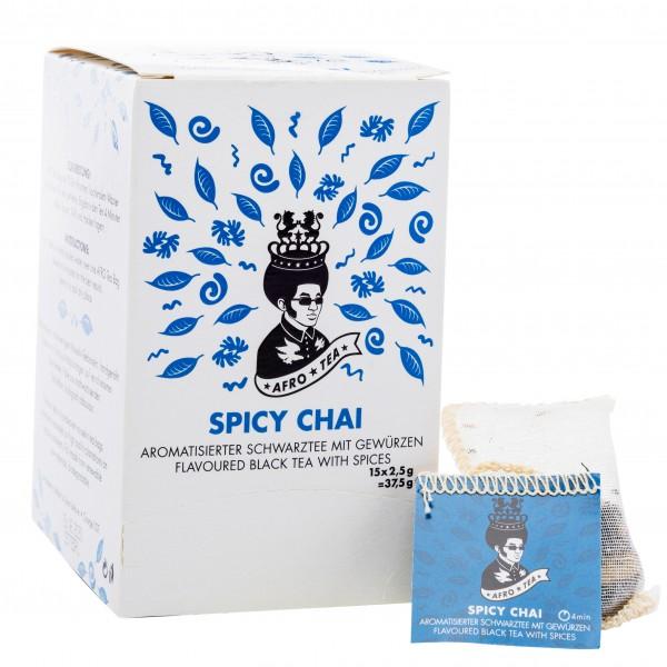 Afro Tea Spicy Chai - Chaitee