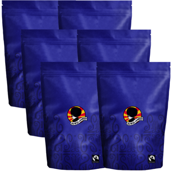 AFRO ESPRESSO Fairtrade 6x250g