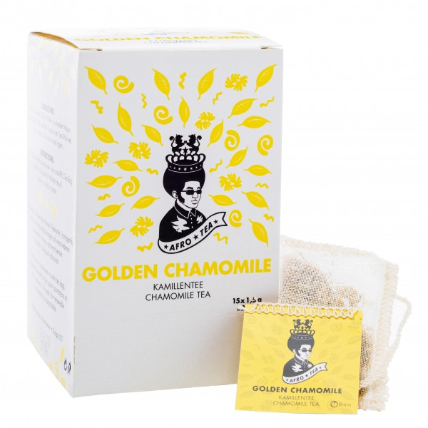 Afro Tea Golden Chamomile Kamillentee