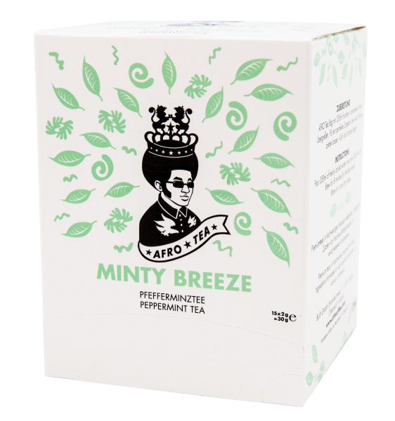 Pfefferminztee Minty Breeze
