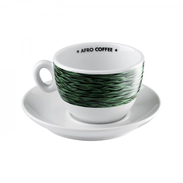 Afro Cappuccino Tasse, 1st edition