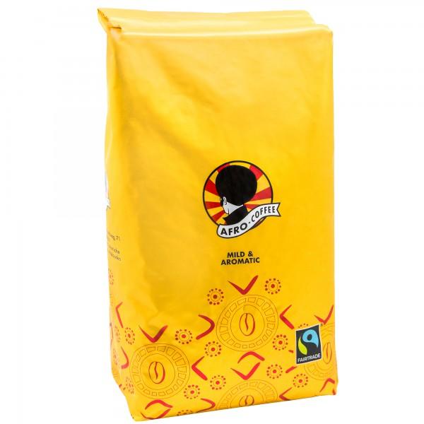AFRO COFFEE Mild & Aromatic, Fairtrade-Kaffee