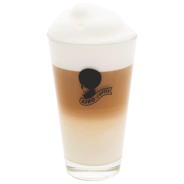 Cafe Latte Glas