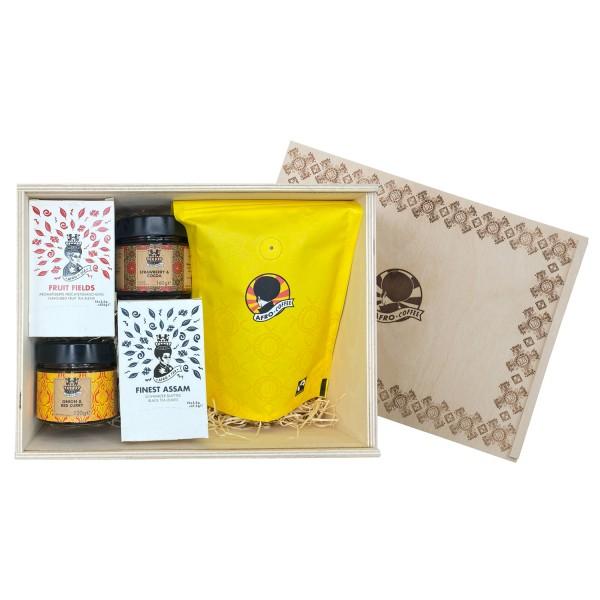 AFRO COFFEE Genussbox