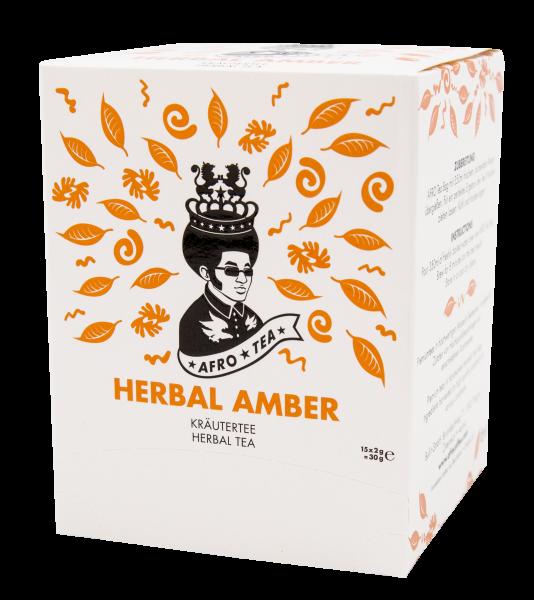 Kräutertee Herbal Amber