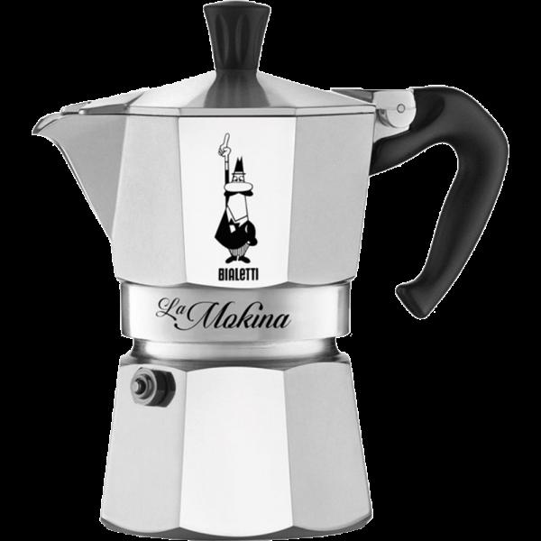 Bialetti Kaffeezubereiter La Mokina