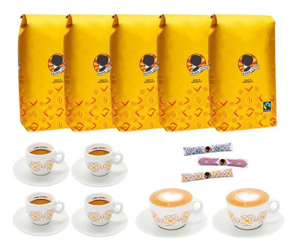 AFRO COFFEE Big Edition Mild & Aromatic