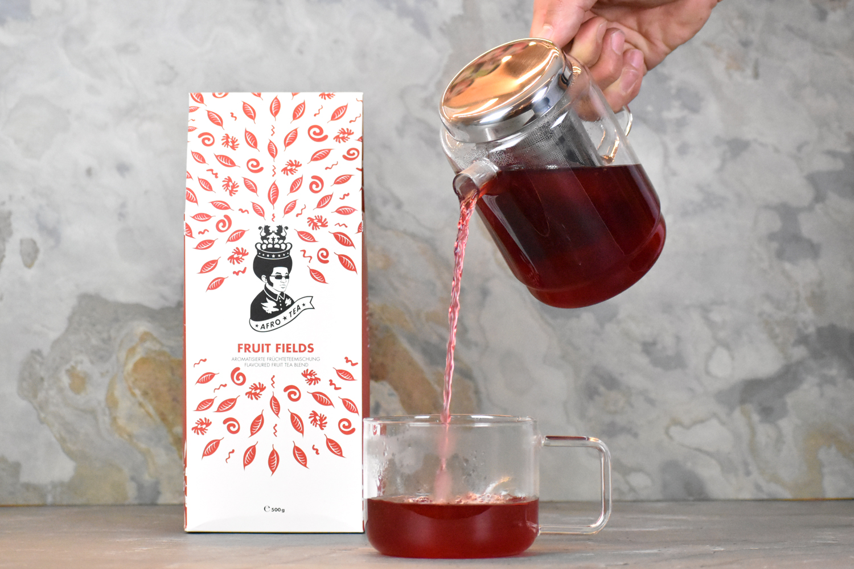 Tea4one Salerno - AFRO TEA Fruit Fields