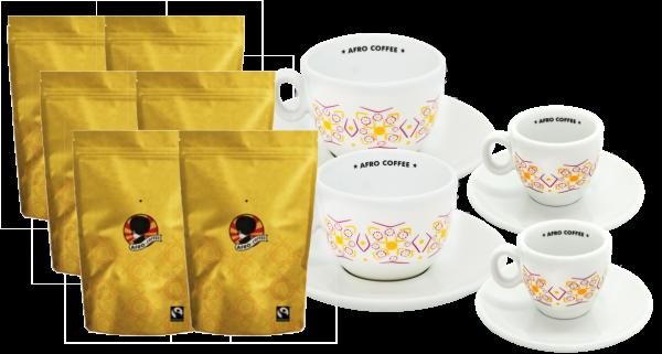 Jahresvorrat AFRO COFFEE