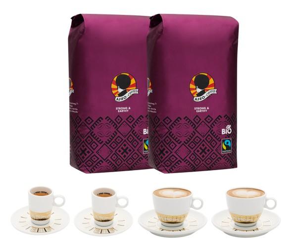 AFRO COFFEE BIO Business Edition