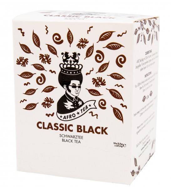 Schwarztee Classic Black