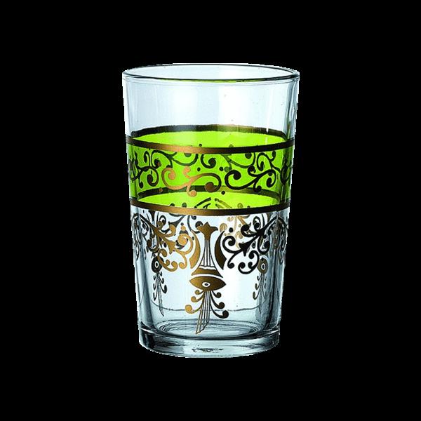 Afro Tea Teeglas in vielen Farben