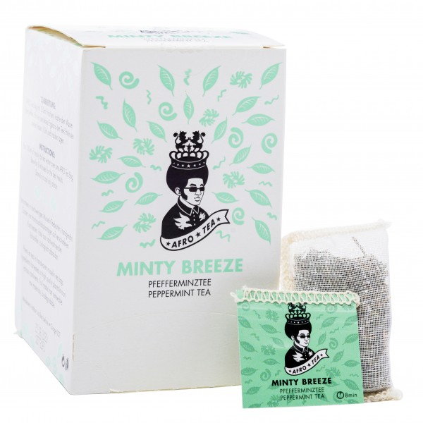 Afro Tea MInty Breeze - Pfefferminztee
